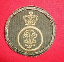 Combat Cap Badge-Princess Patricia's Cdn Light Infantry