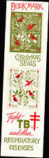 Christmas Seals 1966 Bookmark Fight TB & Other Respiratory Diseases
