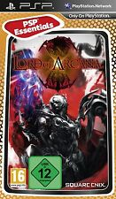 PSP Game Lord of Arcana NIP