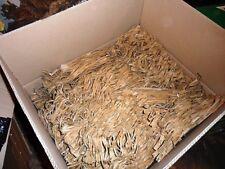 Papp-Schredder 2-wellig! Polster-Material Karton-Shredder PREIS / KG k. Styropor