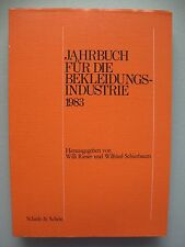 Jahrbuch für die Bekleidungsindustrie 1998 Mode Bekleidung Schneiderei