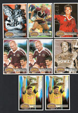 Allan LANGER Wally LEWIS John EALES QLD Heroes of Sport Cards Rugby League Union