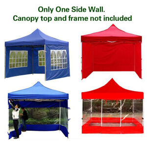 Large Gazebo Oxford Tents Only Side Wall Without CanopyTop Fit for 3×3m 6×6m