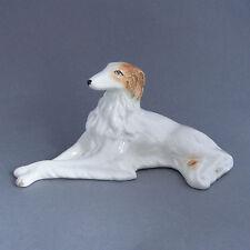 Borzoi Vintage Sylvac Dog Figurine