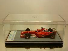BBR FERRARI F2002 - GP GERMANY 1st SCHUMACHER MARLBORO - 1:43 - EXCELLENT IN BOX