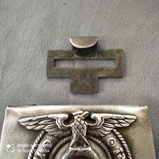 LOT BOUCLE DE CEINTURON ALLEMAGNE 1939 1945