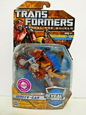 Transformers Reveal The Shield RTS Deluxe Class Wreck-Gar