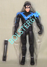 """NIGHTWING Loose From Arkham City 4-Pack DC Collectibles 7"""" Scale Action Figure"""