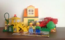 Lego Duplo Bob der Baumeister, Baggi und Buddel mit Bob und Wendy