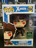 Funko Pop Gambit #554 ECCC Exclusive