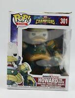 Marvel POP! Games Howard the Duck 301 Bobble Head Figurine