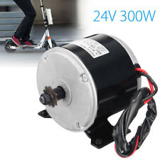 24V DC Permanent Magnet Electric Motor Generator DIY For Wind Turbine PMA 300W