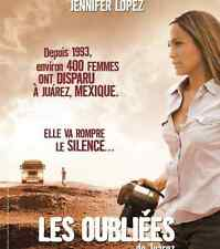 Bande annonce cinéma 35mm 2006 OUBLIEES DE JUAREZ Jennifer Lopez A Banderas