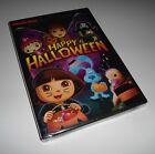 Nick Jr. Favorites Happy Halloween Nickelodeon Holiday (DVD NEW) Dora Explorer