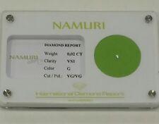 DIAMANTE BLISTER NAMURI EVENTS CT 0.02