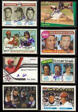 MATT WILLIAMS 1993 Score - San Francisco Giants SIGNED AUTOGRAPH Card