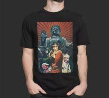 Monkey Magic T-Shirt Retro China Japan TV 70s 80s Film Movie Tee Gift
