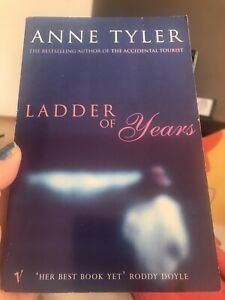 LADDER OF YEARS Anne Tyler Book
