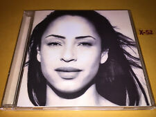 BEST of SADE hits CD sweetest taboo SMOOTH OPERATOR paradise NEVER AS GOOD jezeb