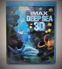 IMAX: Deep Sea, Single Disc Blu-ray 3D... Free Shipping...