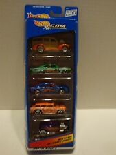 Hot Wheels 1998 .COM 5 Car Gift Pack Nomad Rod Woodie Impala 1:64 Diecast B-31