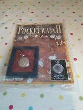 Hachette The Pocket Watch Collection - issue 3 armorial 1720s style