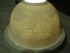 Magic Light, Tealight Dome Lights Starlight Lantern Fishing Trawler Ship