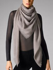 Wolford Wool chiné Scarf * Silver Cloud/chiné