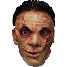 Killer Muderer Peeled Face Ghoulish Adult Latex Halloween Mask
