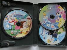 Disney 3 Spiele: Cinderella + Pferdewelt + Prinzessinnen PC CD Spielesammlung