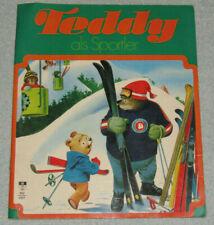 Teddy als Sportler - Helmut Seitz (1970)