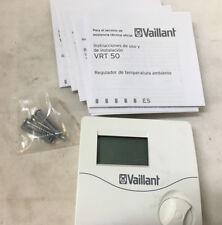 Vaillant - VRT 50 Digital Room Thermostat - 0020018265 - New