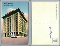 TENNESSEE Postcard - Chattanooga, Hotel Patten Q2