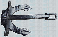 Hall Stockless Anchor for Boat 250KG