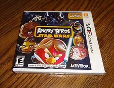 Nintendo 3DS Angry Birds Star Wars Game