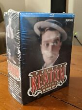 Ultimate Buster Keaton Collection | Kino Blu-Ray 14-Disc Set Rare Oop | Sealed
