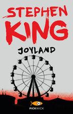 Joyland King Stephen Sperling & Kupfer 2016 Pickwick