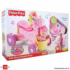 Fisher Price Musical Pony and Doll Gift Set