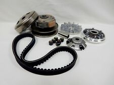 150cc GY6 SCOOTER ATV UTV TRANSMISSION REBUILD CLUTCH KIT (BELT: 743-20-30)