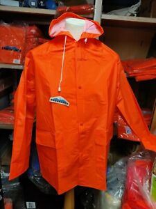 Endurance Rainmaster 2 piece Waterproof Suit Suit hi vis orange oil skins medium