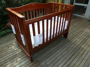 Boori Country Collection Cot/Toddler Bed & Accessories