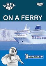 Michelin  i-spy On a Ferry P/Back 2011