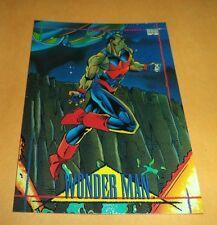 Wonder Man # 68 - 1993 Marvel Universe Series 4 Base Trading Card
