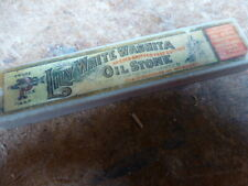 More details for vintage washita oil stone