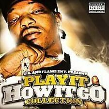 B.G. Play it how it go Collection (and Flame Ent.)  [CD]