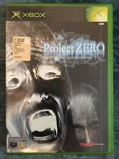 PROJECT ZERO (FATAL FRAME) XBOX PAL