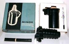 Minox Daylight Developing Tank W/Box