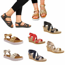 Unbranded Women's Synthetic Leather Ankle Straps Sandals & Beach Shoes