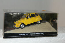 "New ListingJames Bond ""007"" Citroen 2Cv For Your Eyes Only"