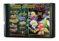 235 in 1 Hack Version Classic Games - 16 bit MD Cartridge sega MegaDrive Genesis